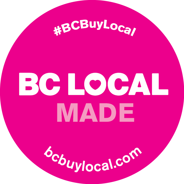 Products made in BC