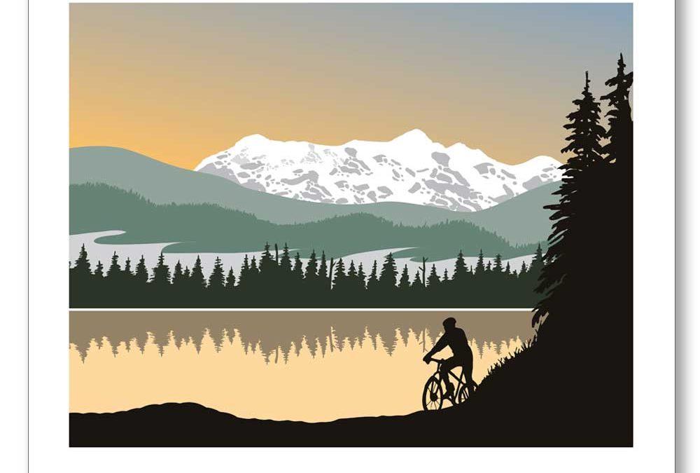 Dawn Rider by Sue Pyper