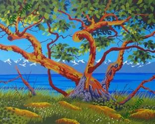 Arbutus Beach by Joe Smith