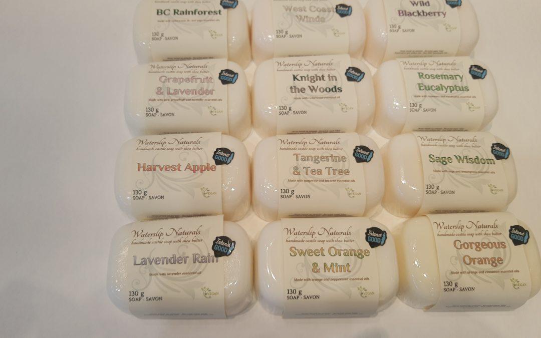 Waterslip Naturals Soap